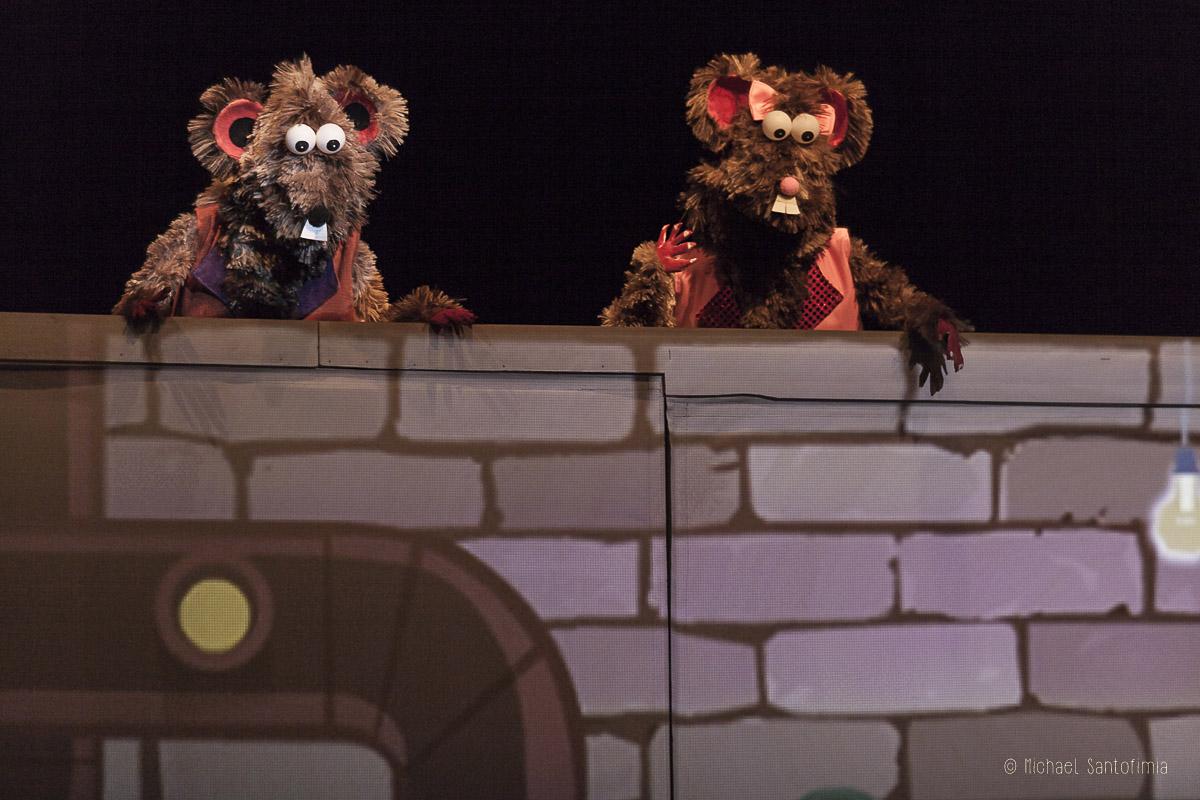 Resultado de imagen de teatro ratoncito perez titiriguiri